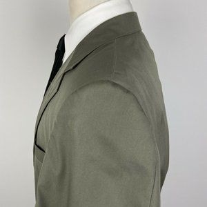 Brooks Brothers Suits & Blazers - Brooks Brothers Sport Coat 40R Cotton Olive Green